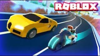 Roblox Jailbreak 1m lik tron motor almak!