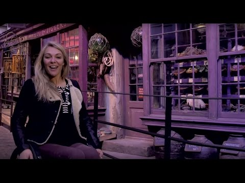 Go behind-the-scenes at the accessible Warner Bros. Studio Tour London