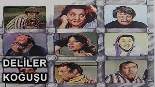 Deliler Koğuşu - 1981 Tek Parça (Adile Naşit amp; Müjdat Gezen amp; Münir Özkul amp; Suna Pekuysal)