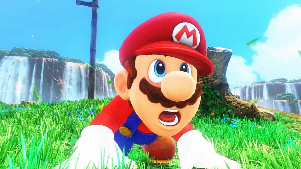 GAME MARIO TERSERU - Super Mario Odyssey Indonesia #1