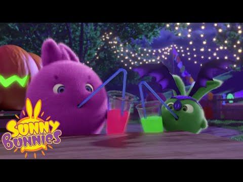 Cartoons For Children | SUNNY BUNNIES - Spooky Bunnies |  Halloween Special | Season 4