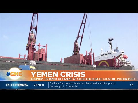 Yemen port assault risks closing last lifeline