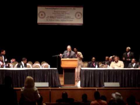 The National Baptist Convention Memphis Praiser Part 2