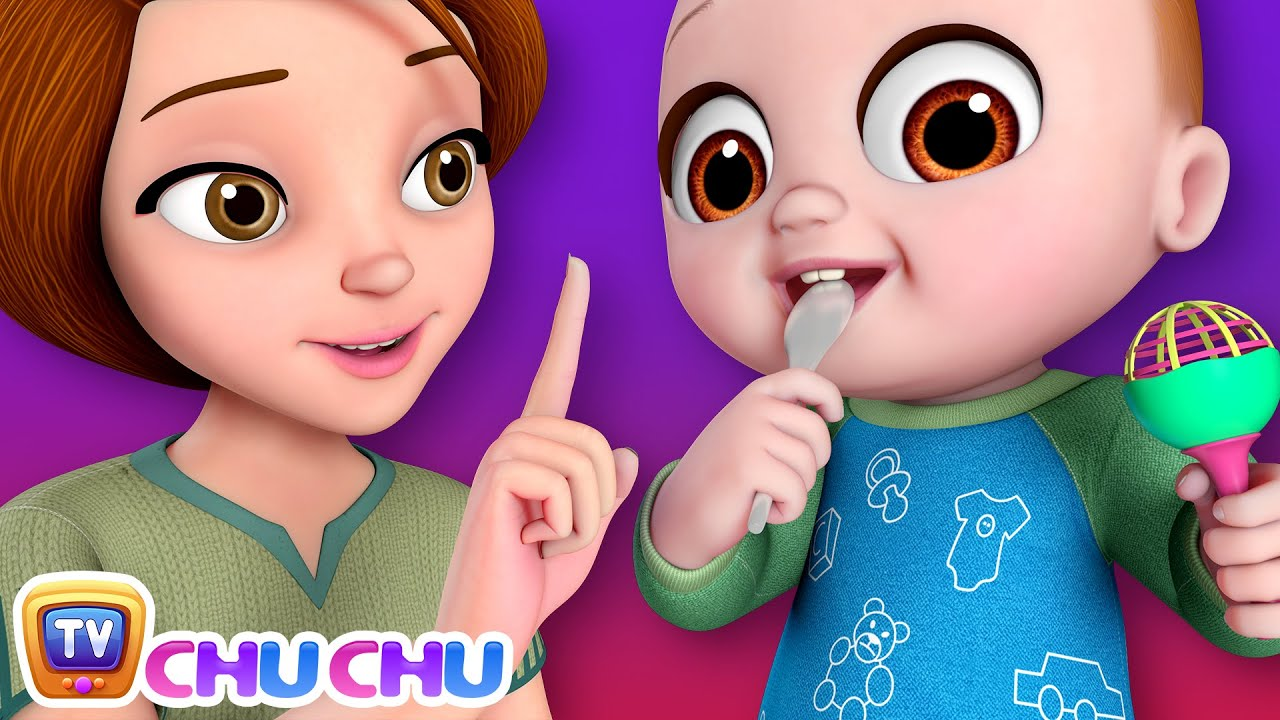 Baby's First Teeth Song - ChuChu TV Nursery Rhymes & Kids Songs