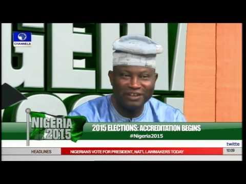 Card Reader Goof: Follow President Jonathan's Example-- Election Observer