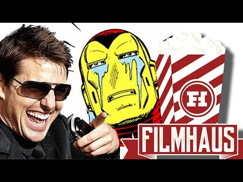 TOM CRUISE DESTROYS MARVEL? - Movie Podcast
