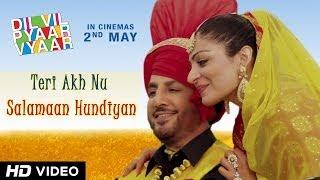 "Gurdas Maan ""Teri Akh Nu Salamaan Hundiyan"" - DVPV | New Punjabi Songs 2014"
