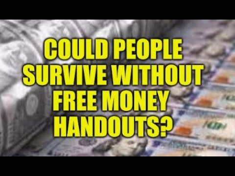 COULD PEOPLE SURVIVE WITHOUT FREE HANDOUTS? BUSINESSES BLAME MONEY PRINTER, LABOR SHORTAGE WORSENS