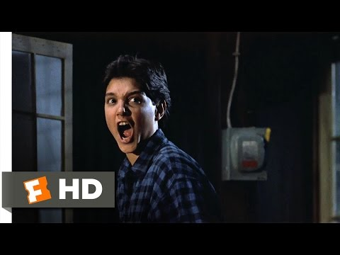The Karate Kid Part III - Mike Attacks Daniel Scene (2/10) | Movieclips