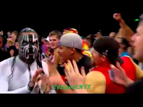 TNA 2013 Jeff Hardy New Entrance Theme Song at Bound For Glory