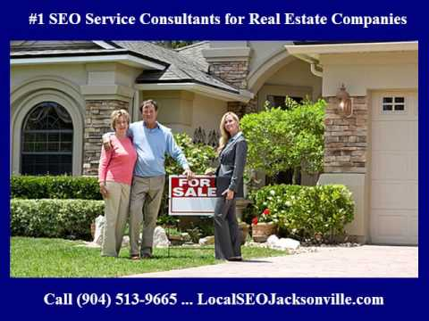 #1 SEO Services Consultant for Realtors & Real Estate Agencies in Jacksonville FL