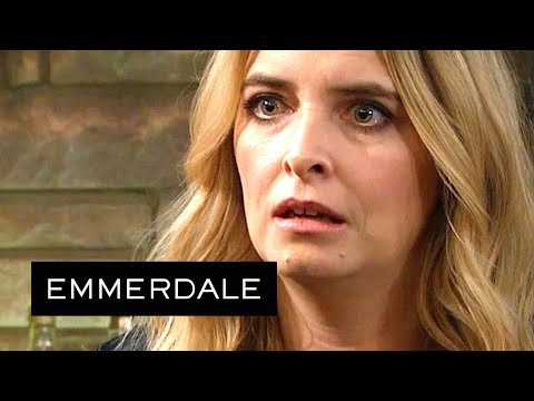 Emmerdale - Charity Reacts to Debbie and Joe Starting Over