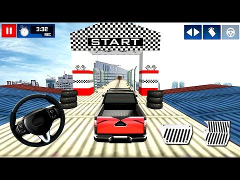 Offroad Jeep Driving Extreme Drift Challenge (by Tap Trending Games) Android Gameplay [HD]