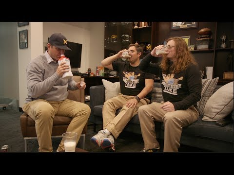 Jim Harbaugh Interview With Pardon My Take