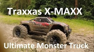 Traxxas X-MAXX The Ultimate Monster Truck