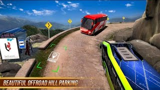 modern Bus simulator New parking game level 5#2021 screenshot 5