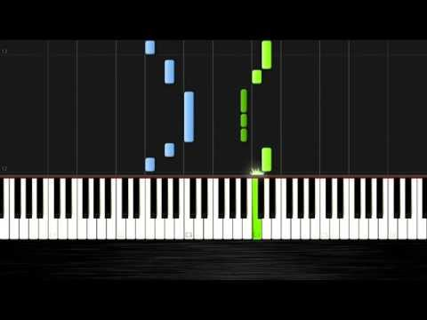 Tove Lo - Habits (Stay High) - Piano Cover/Tutorial by PlutaX - Synthesia
