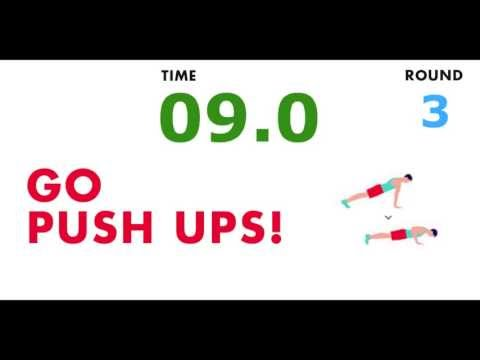 7Min H.I.C.T. WORKOUT - New York Times, Science Approved!