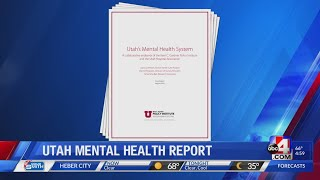 How bad is mental health in our state? New report said Utah ranks last in U.S. (5 p.m.)