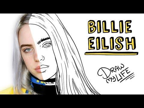 BILLIE EILISH | Draw My Life