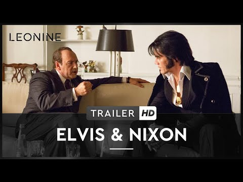ELVIS & NIXON Trailer (deutsch/german)