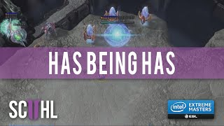 Has being Has - Starcraft II: Heart of the Swarm
