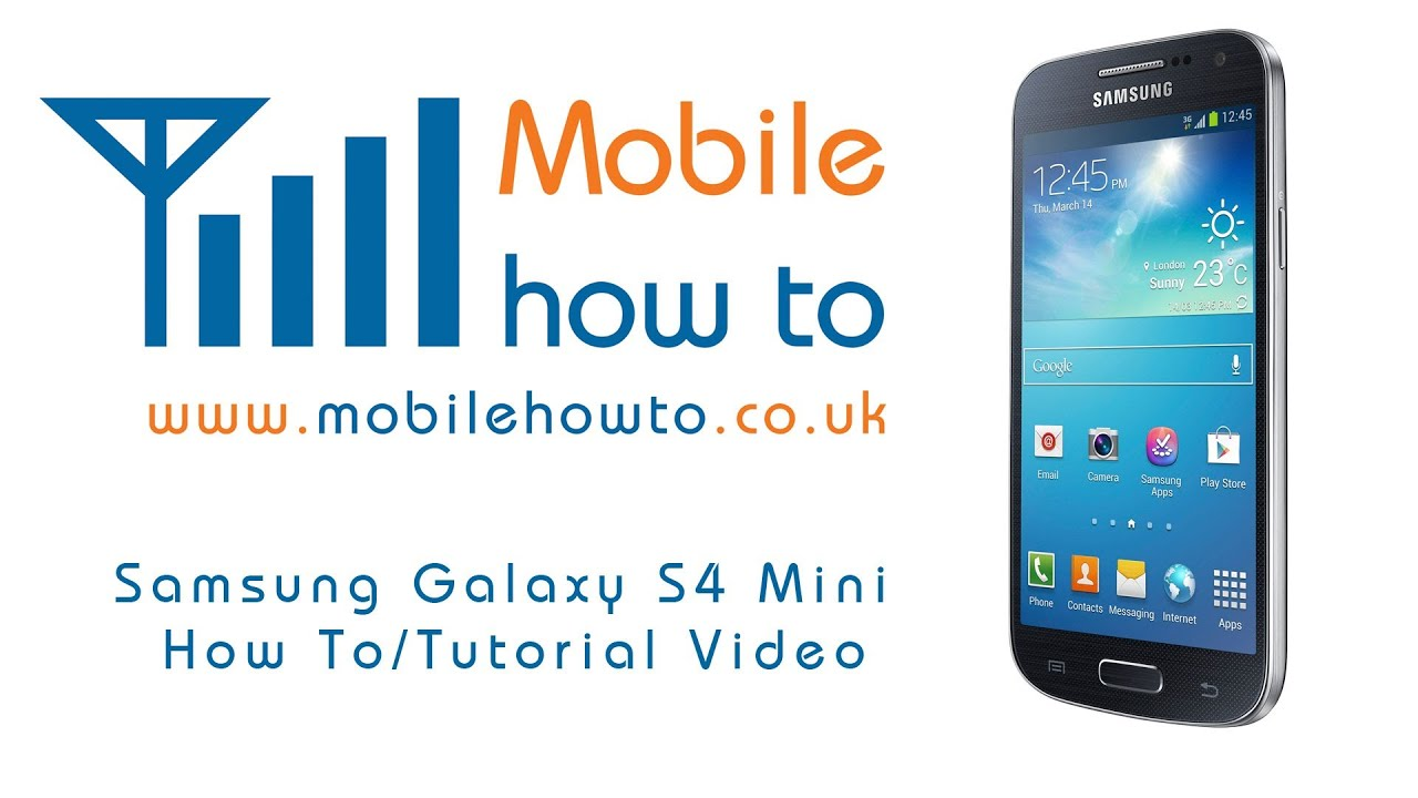 How to download install an app samsung galaxy s4 mini youtube ccuart Image collections