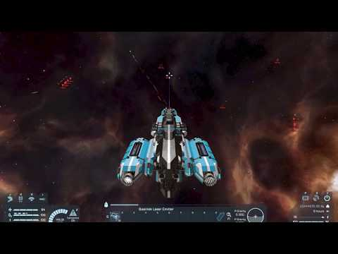 Space Engineers Drone Swarm (Till Game Crash) |