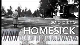Homesick - Original composition for solo piano by Dirk Ettelt
