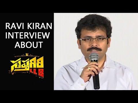 Producer Ravi Kiran Interview about Sapthagiri LLB