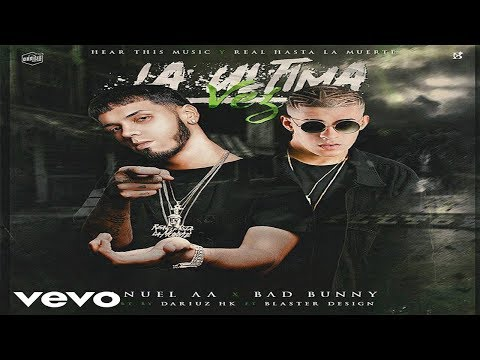 Me Arte - Bad Bunny Ft Anuel AA [Official Audio]