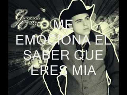 Gerardo Ortiz Me Emocionas