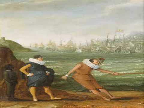 fighting galleons Adam Willaerts