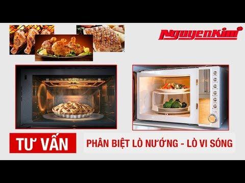 Nên Mua Lò Nướng Hay Lò Vi Sóng - Nguyễn Kim