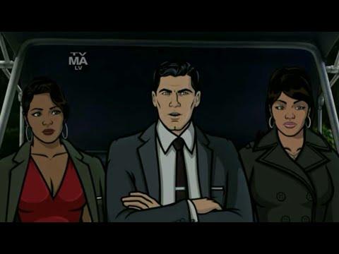 Archer Season 11 Episode 6 Handsome Cab Ride