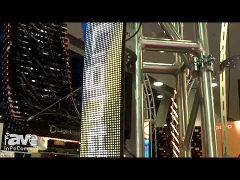 InfoComm 2014: digiLED Presents its 6mm digiFLEX Tiles