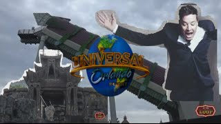 Kong, Hulk & More Universal Orlando Construction Update (1/14/2016)