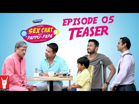 Sex Chat with Pappu & Papa | Episode 05 | Teaser | Sex Education