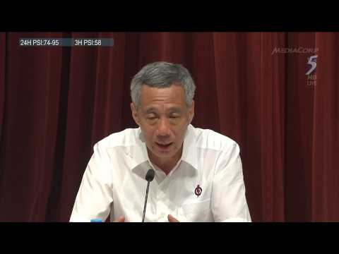 Singapore General Election 2015, Final Result, PAP Victory Press Conference - 12Sep2015