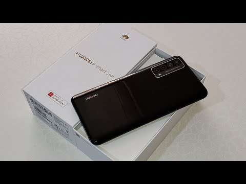 Huawei P Smart 2021 - Unboxing And Full Review