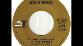 Willie Hobbs - At The Dark End Of The Street