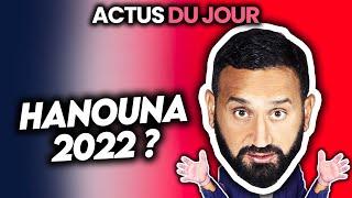 Présidentielle pour Hanouna, couvre-feu repoussé, Macron répond à Selena Gomez... Actus du jour