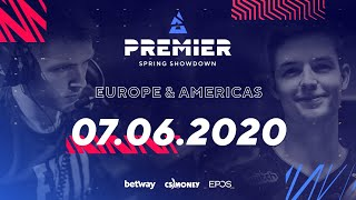 ENCE vs Mad Lions, Vitality vs NIP EU Showdown Final, EG vs Gen.G | BLAST Premier Spring Showdown
