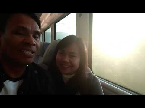 With Mine At Hongkong Train (Feb. 16, 2018)