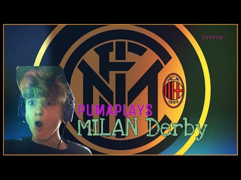 INTER MILAN | Career Mode | MILAN Derby - S1EP18