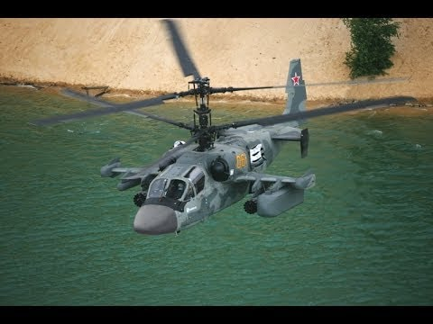 Russian KA 52 | New Generation Attack Helicopter | Military