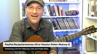 HideawayAtHome Session 21 featuring Peter Mulvey