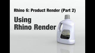 Rhino 6 Render