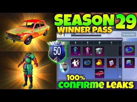 Season 29 Winner