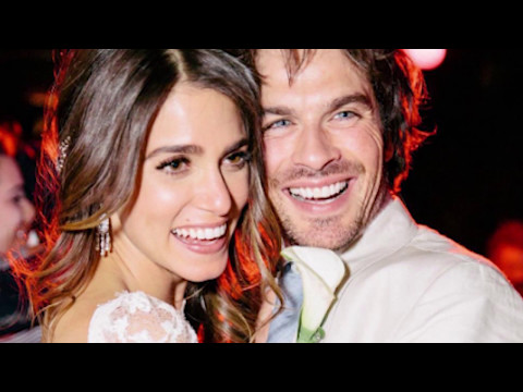 Ian Somerhalder & Nikki Reed EXCITED About Baby!